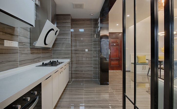 厨房地砖用什么砖好?厨房地砖效果图
