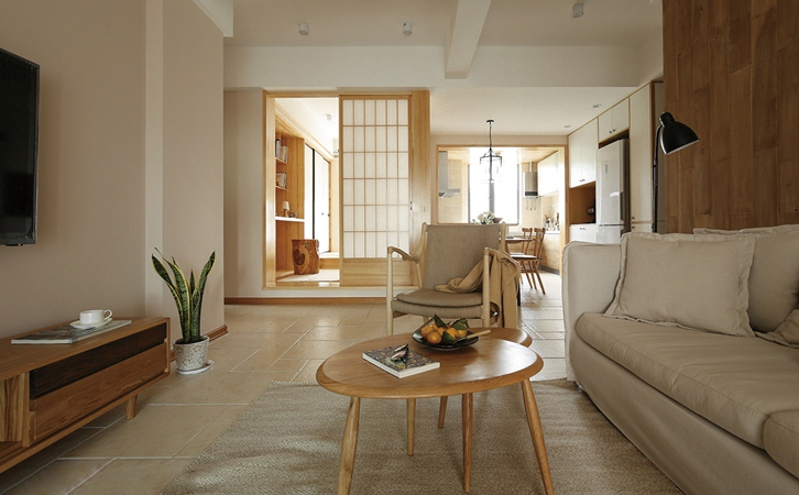 室内设计经验分享:日式装修风格