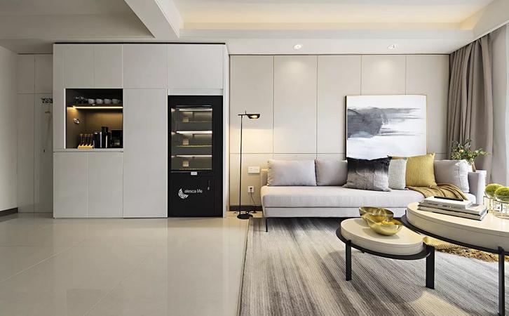 非凡国际装饰有话说:冰柜应该放哪里?
