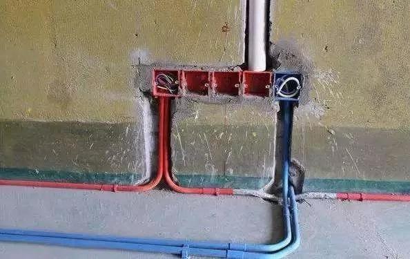 水电改造你必须知道的几点
