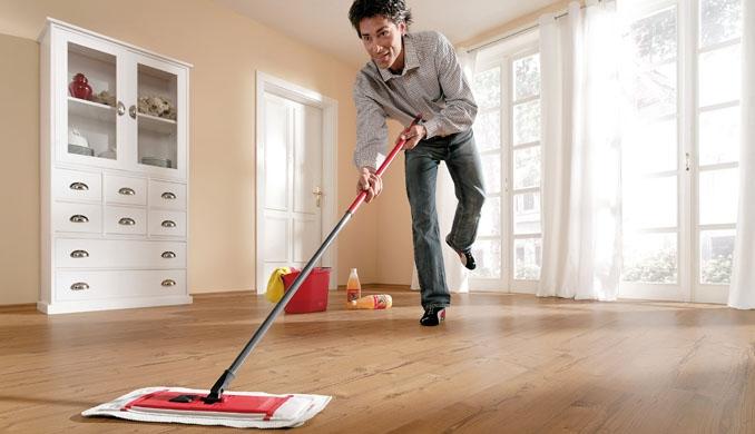 实木地板保养知识,保养实木地板的日常