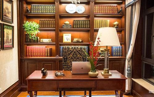 书房装修你要知道的几点!