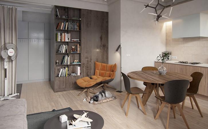 太原公寓装修,为自己设计一个独特的小家吧!
