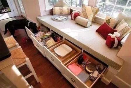 室內設計經驗分享:窗臺原來可以設計成這樣