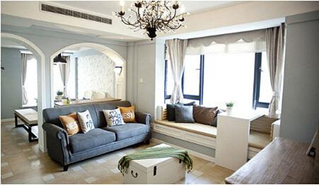 室内设计经验分享:窗台原来可以设计成这样