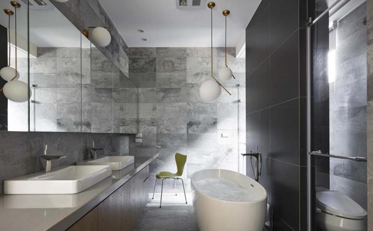 这些好用的浴室柜子设计,你知道几个?