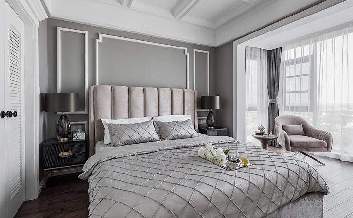 太原美式风格装修,舒适的让人很恋家!