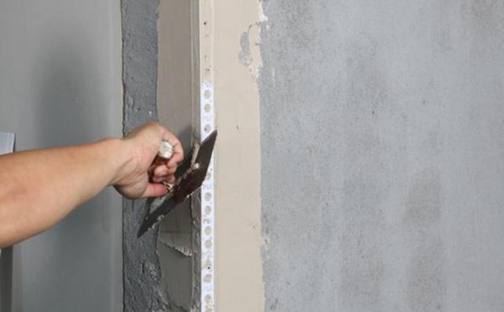 新房在装修中,阴阳角应该怎么处理?