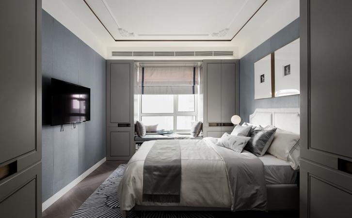 太原丰沃·悦湖城装修,轻奢风装修让人眼前一亮的感觉!