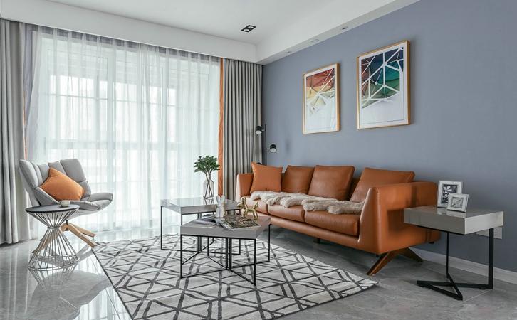太原简约风格装修,简单又无拘无束的家居生活!