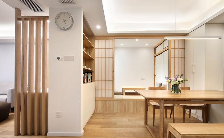 太原日式风格设计,有了这些元素小空间也有大趣味!
