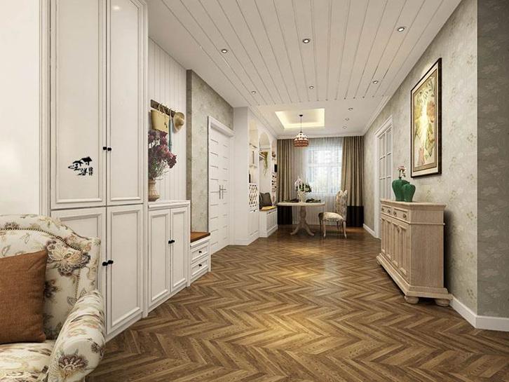 木地板上墙应该怎么施工 木地板上墙施工注意事项