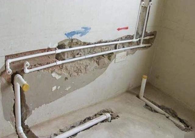 墙面开槽为什么不能开横槽 墙面开槽注意事项