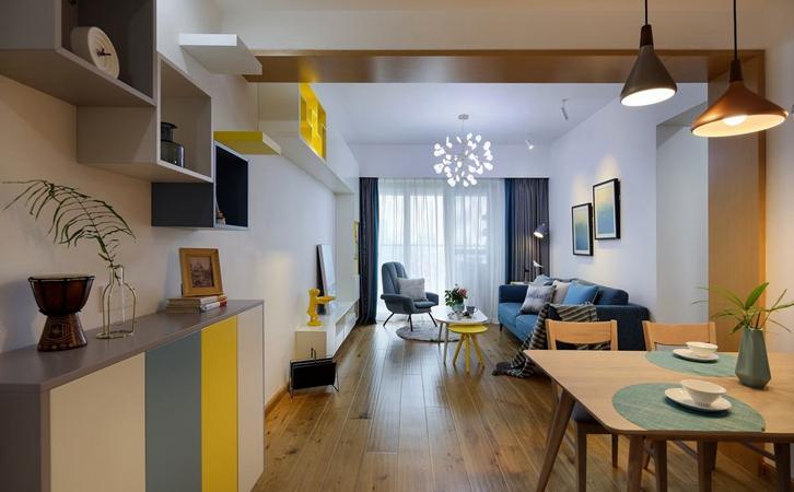 太原北欧风格设计,让你的家与众不同!