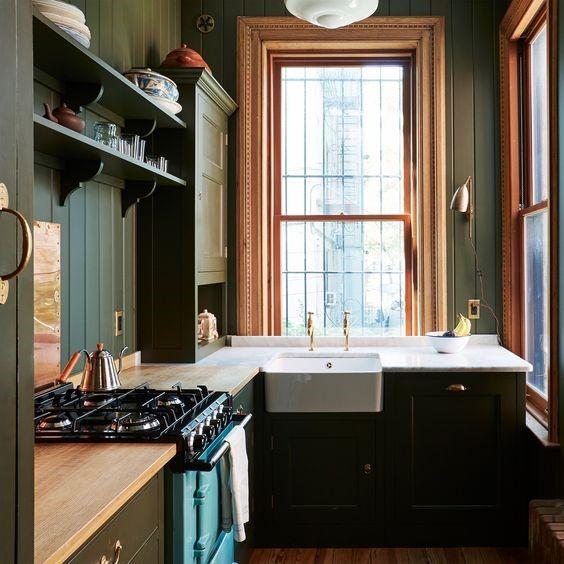 室内设计经验分享:布鲁克林风格室内设计