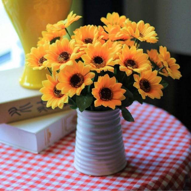 装修风水学:家里不宜摆放太多鲜花