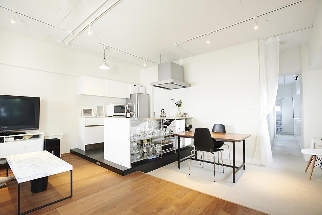 日本流行的盐系室内设计,干净又细腻的空间美学