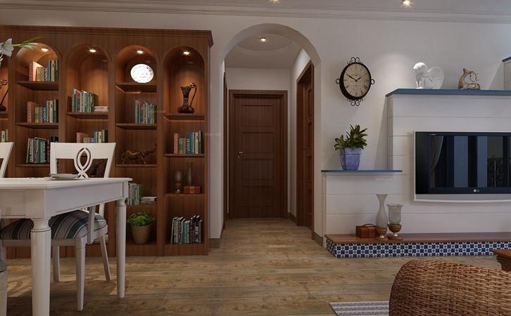 小户型客厅扩容有妙招