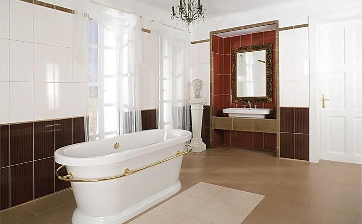 衛生間瓷磚怎么鋪?應該注意哪些問題?