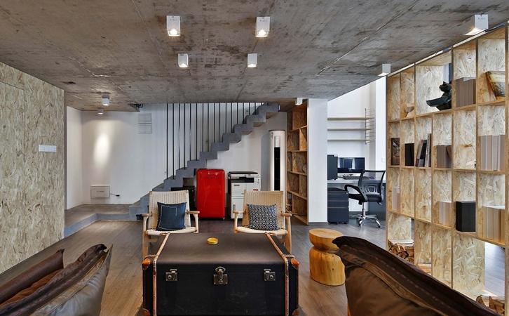 太原工作室装修,打造舒适惬意的工作环境!