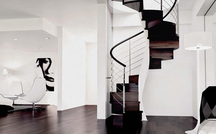 室内楼梯设计,实用又美观