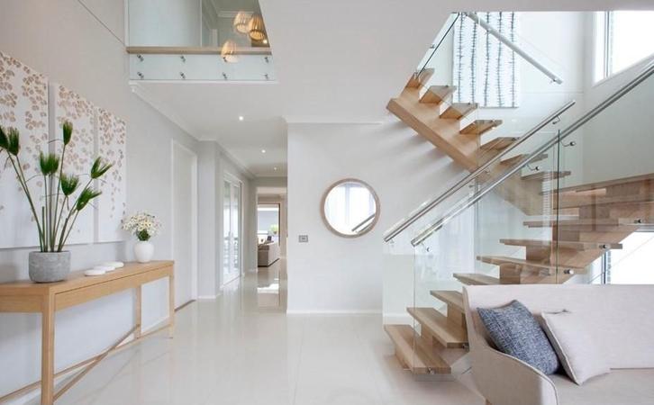 室內樓梯設計,實用又美觀