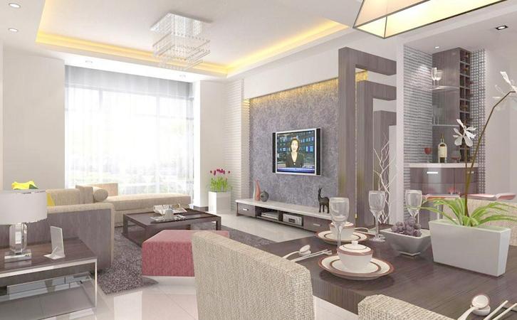 如何打造一個明亮的客廳?
