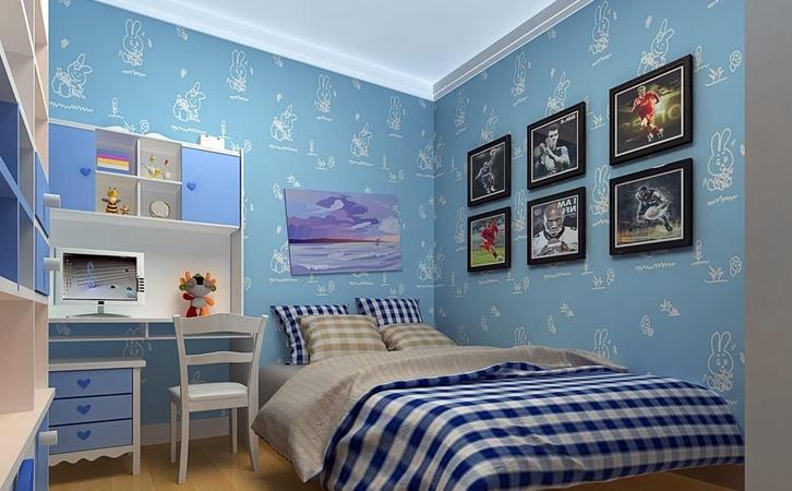 儿童房装修,5个技巧让孩子的房间更舒适