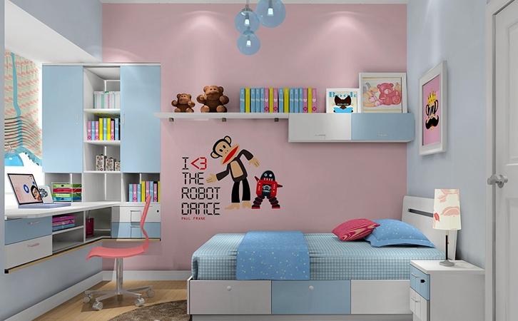 兒童房裝修,5個技巧讓孩子的房間更舒適
