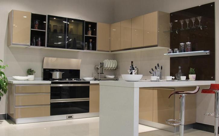 开放式厨房装修,四种风格你喜欢哪个?