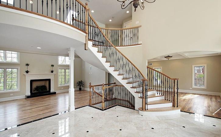樓梯設計,讓您的生活更時尚和舒適