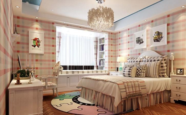 儿童房新万博注册网址,规划房间必不可少的基本知识