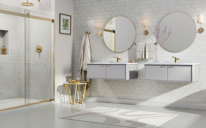 浴室設計技巧,為你打造專屬美麗!