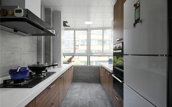 厨房装修,令人惊叹的木制厨房