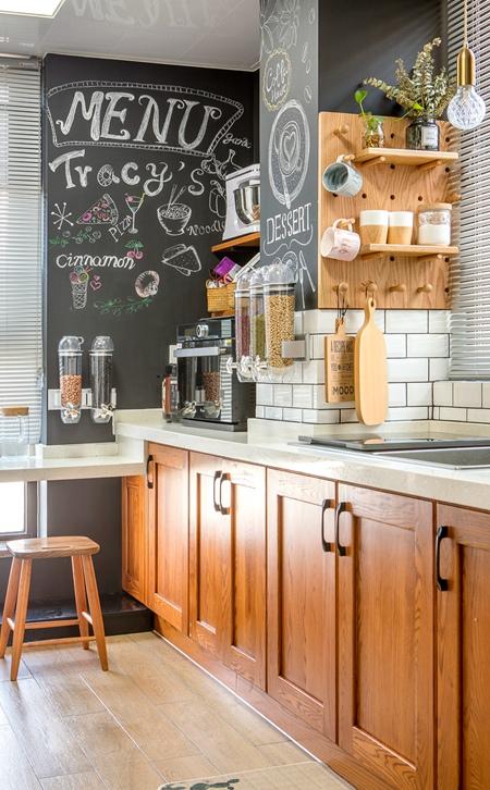厨房新万博注册网址,令人惊叹的木制厨房