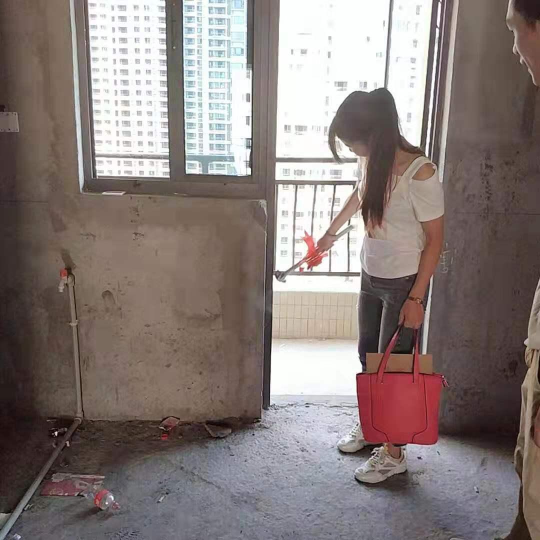 永春碧桂园二期4单元1405业主开工大吉