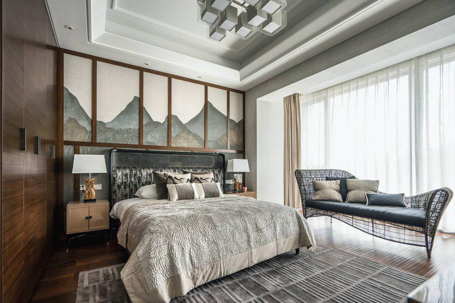 卧室装的好,睡眠没烦恼——湖北梵客美家装饰分享!