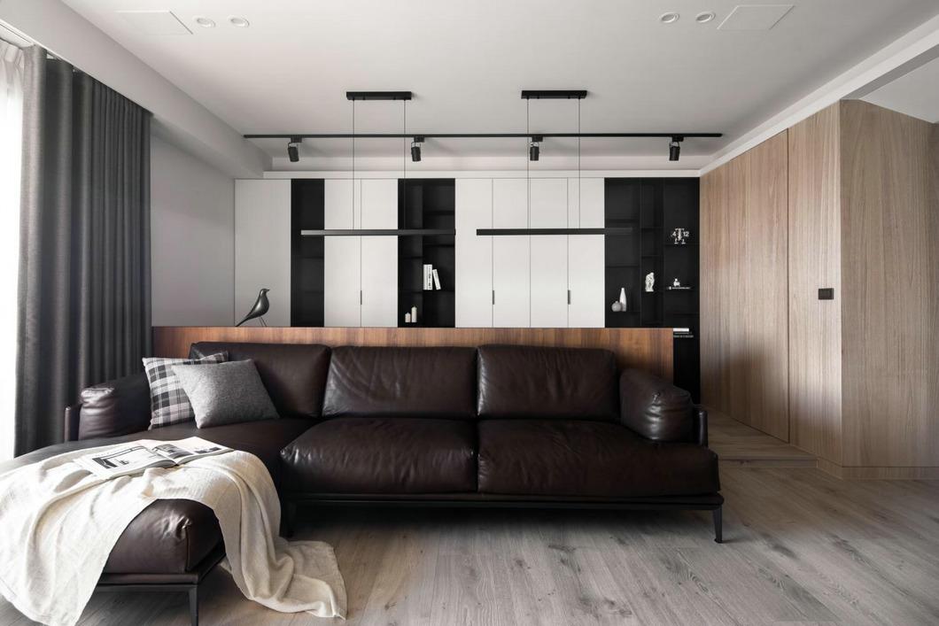 [台式] 低彩度质感宅   极简设计