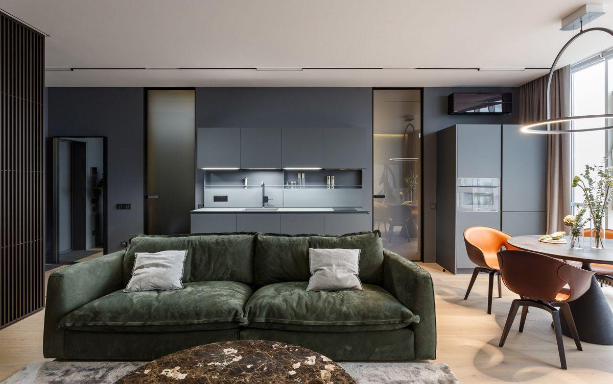【現代簡約】永恒的公寓