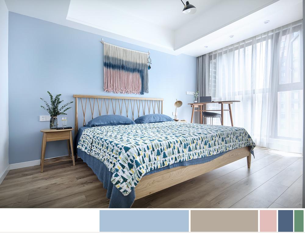 [北欧] 用柔和的色彩,把网红INS风装进家