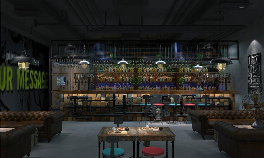 花果园R区陈先生酒吧
