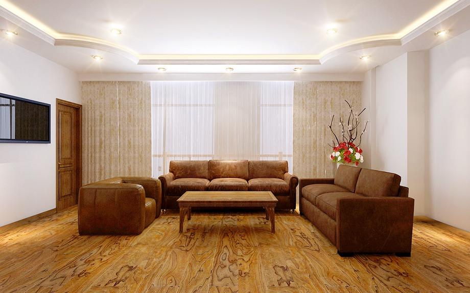 花果园财富中心2号楼卓总办公室装修