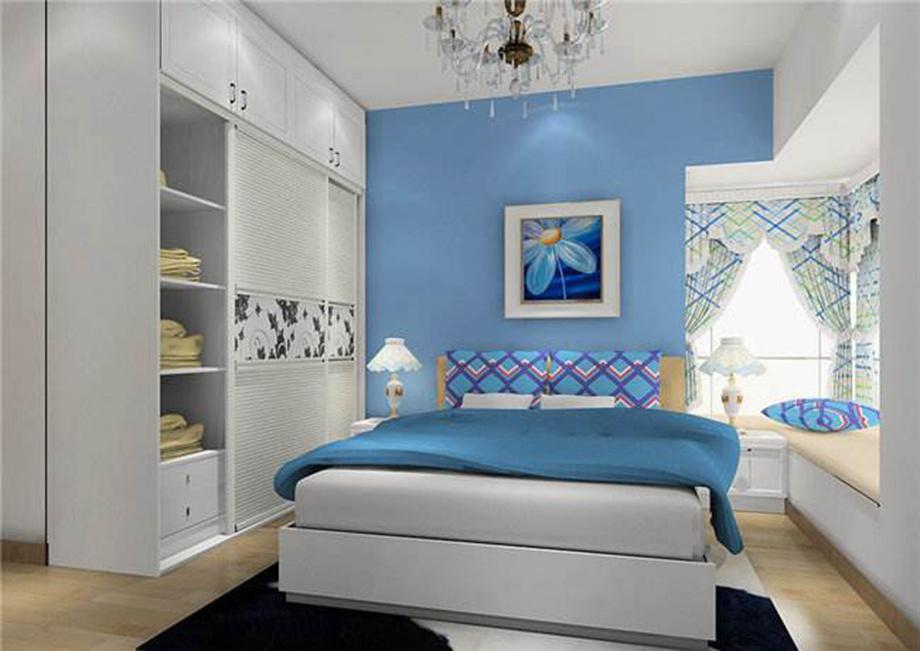 贵州光速达装饰分享小户型卧室装修7个技巧