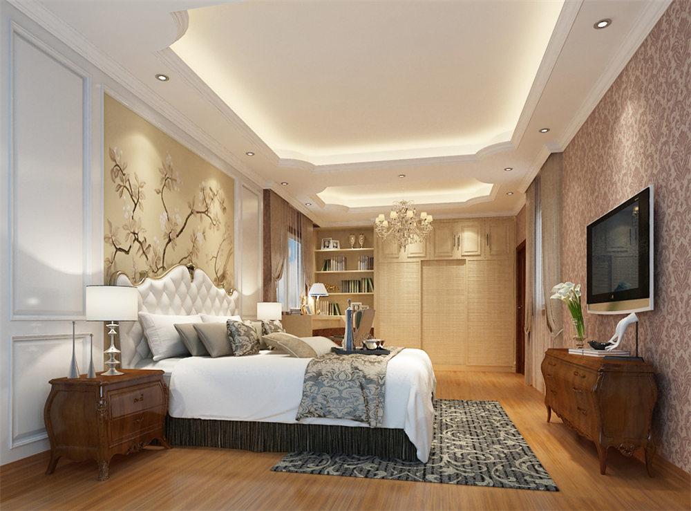 五塘别墅500平 欧式风格