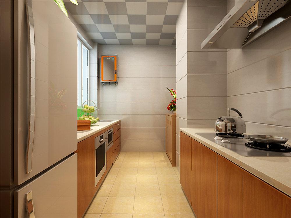 广西装修案例时代家园 90平 现代