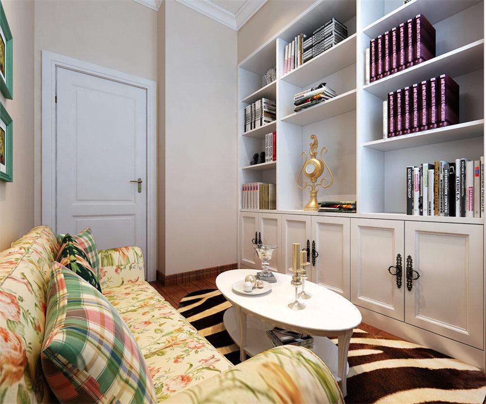 广西装修案例新新家园 120平米