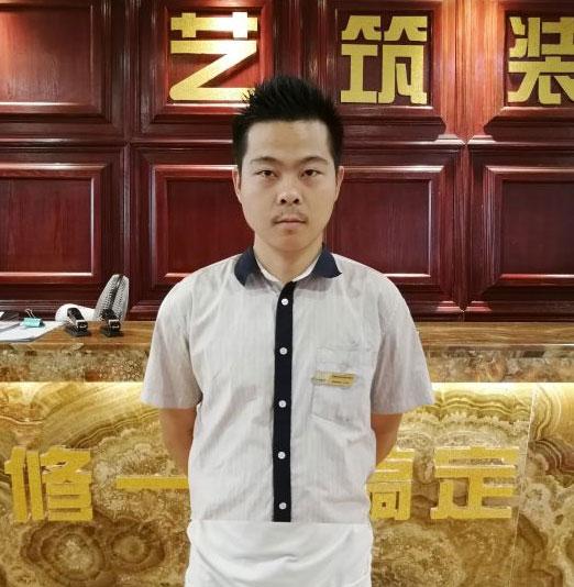 廣西裝修工長陳寧平
