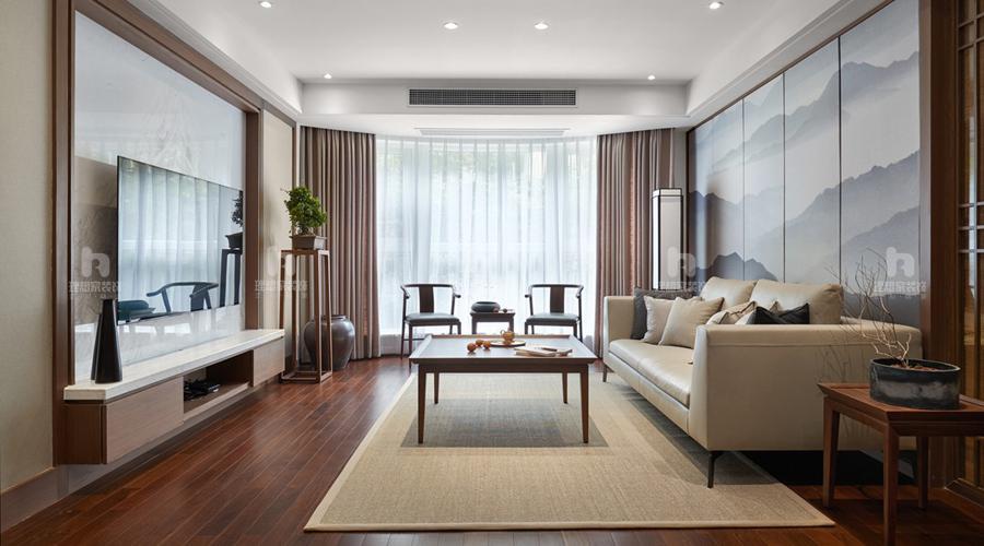 新中式四室兩廳