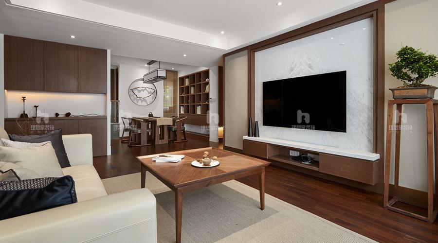 新中式四室两厅