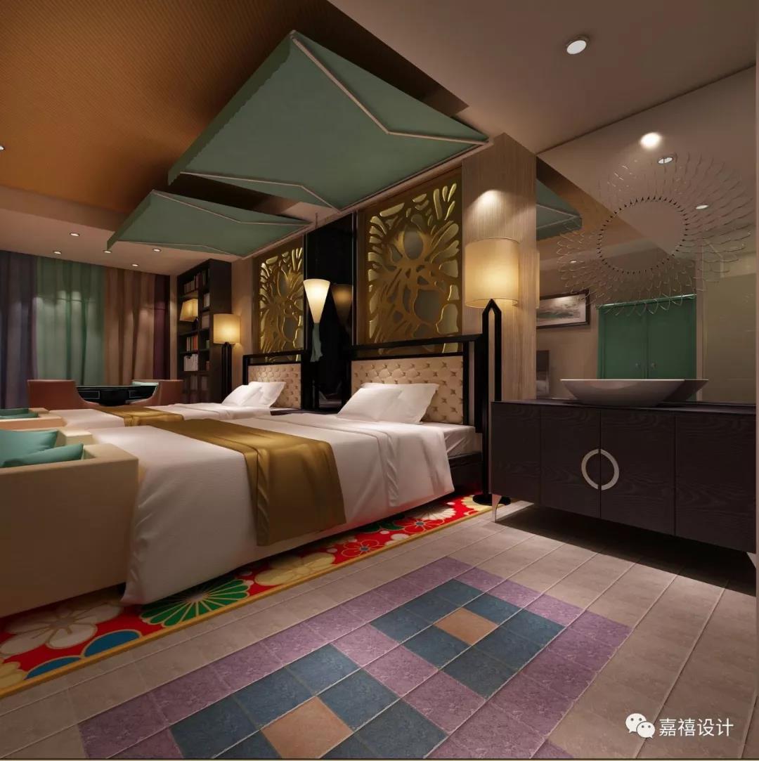 【嘉禧設計】作品|喜鵲愉家旅館